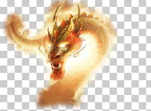 Chinese Dragon Legendary Creature Mythology Fantasy PNG