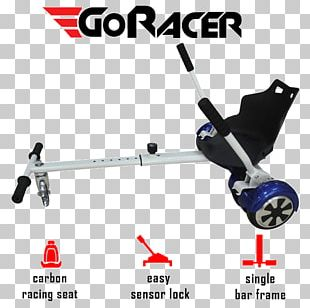 Kick Scooter Segway PT Self-balancing Scooter Kart Racing Hoverboard PNG