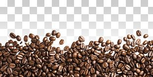 Coffee Beans Footer PNG