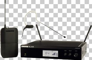 Wireless Microphone Xbox 360 Wireless Headset Shure MX153 PNG