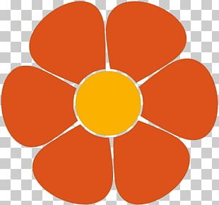 1960s Flower Power Hippie Peace Symbols PNG