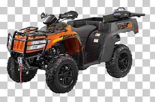 All-terrain Vehicle Arctic Cat Motorcycle Powersports Engine PNG