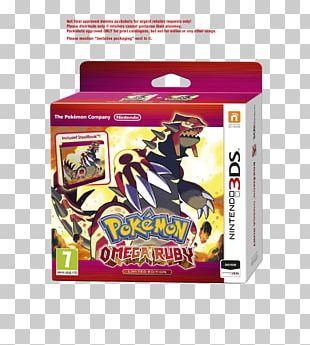 Pokémon Omega Ruby And Alpha Sapphire Pokémon Gold And Silver Pokémon X And Y Nintendo 3DS Pikachu PNG