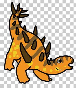 Red Fox Macropods Fauna Cartoon PNG