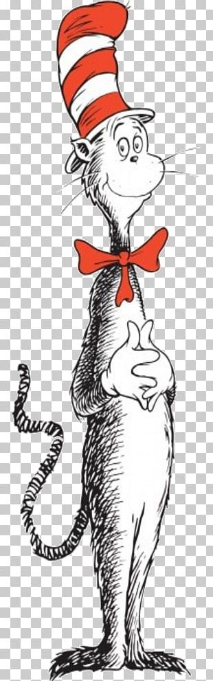 The Cat In The Hat PNG
