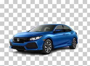 Car 2017 Honda Civic Hatchback 2018 Honda Civic Hatchback PNG