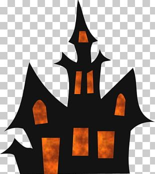 Haunted House Ghost PNG