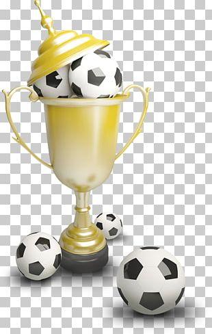 Cambridge FIFA World Cup UEFA Champions League Trophy Football PNG