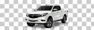 Mazda BT-50 Pickup Truck Car Sport Utility Vehicle PNG