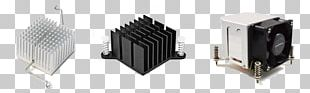 Heat Sink Computer System Cooling Parts Electronic Component PNG