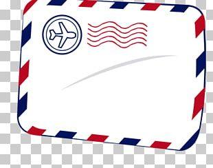 Airmail Envelope Stock Photography PNG