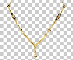 Necklace Mangala Sutra Gold Orra Jewellery PNG