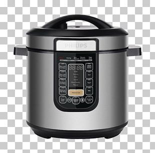 Slow Cookers Pressure Cooking Philips Viva Collection HD2137 Philips Viva Collection All-in-One Cooker PNG