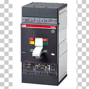 Circuit Breaker DIN Rail Breaking Capacity ABB Group Electrical Switches PNG