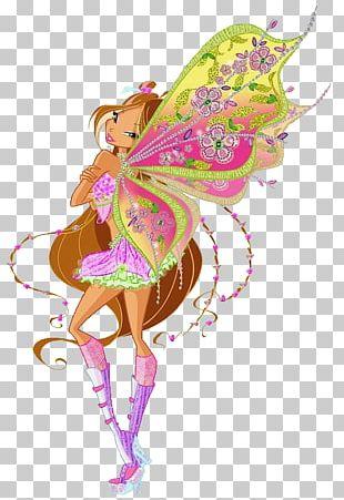 Flora Tecna Winx Club: Believix In You Musa Bloom PNG