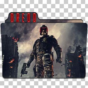 Judge Dredd: Dredd Vs. Death Film Global Road Television Entertainment Poster PNG