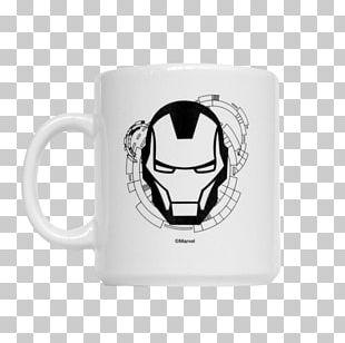 Iron Man Howard Stark Captain America Mug Spider-Man PNG