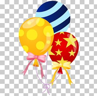 Balloon ICO Birthday Icon PNG