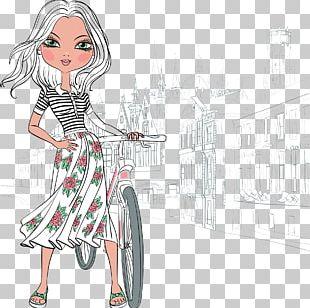 Fashion Model Girl PNG