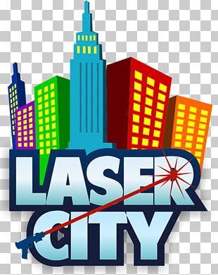 Laser City Laser Tag Game PNG