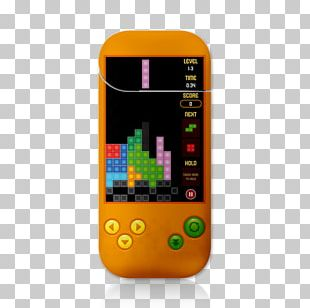 Tetris! Puzzle Game Feature Phone Puzzle Video Game PNG