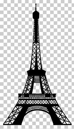 Eiffel Tower Champ De Mars Exposition Universelle PNG
