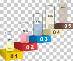 Infographic Bar Chart PNG