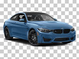Personal Luxury Car 2017 BMW M4 Sports Car PNG