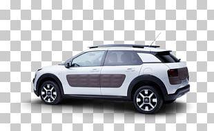 Citroën C4 Cactus Mini Sport Utility Vehicle Subcompact Car PNG
