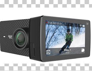 YI Technology YI 4K+ Action Camera 4K Resolution YI Technology YI 4K Action Camera PNG