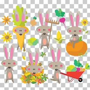 Easter Bunny Rabbit PNG