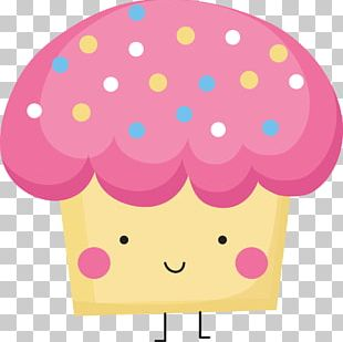 Cupcake Birthday Cake Chocolate Brownie PNG
