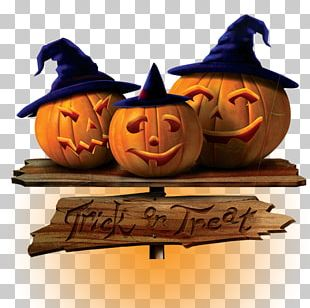 Halloween Trick-or-treating Jack-o'-lantern PNG