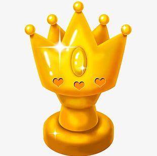 Crown Trophy PNG