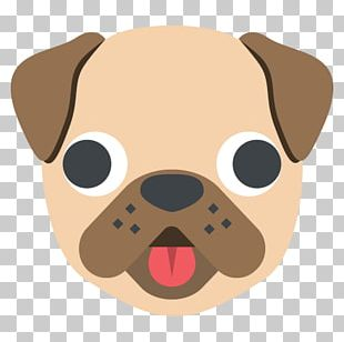 Pug Puppy Pile Of Poo Emoji Computer Icons PNG