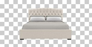 Bed Frame Mattress Upholstery Box-spring PNG