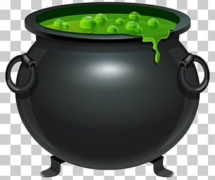 Cauldron Witchcraft Halloween PNG