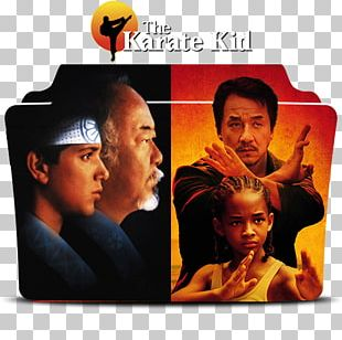 Jaden Smith Zhenwei Wang The Karate Kid YouTube No Retreat PNG