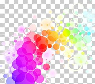 Color Abstract Art PNG