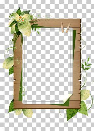 Paper Frames Wood Film Frame PNG