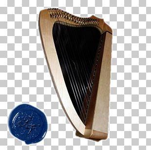 Celtic Harp Konghou Lyre Musical Instruments PNG