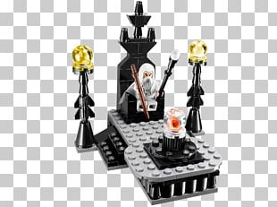 Lego The Lord Of The Rings Gandalf Saruman Elrond PNG