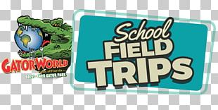 GatorWorld Parks Of Florida Field Trip Alligators Education School PNG