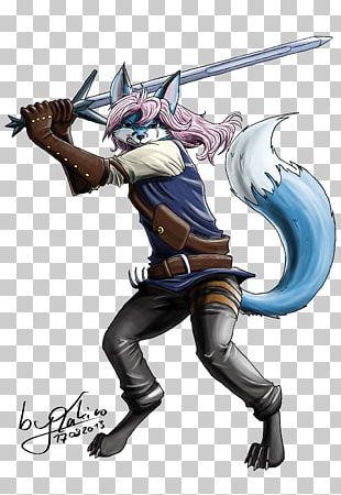 Sword Legendary Creature The Woman Warrior Cartoon PNG