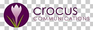 Logo Brand Crocus Business Marketing PNG