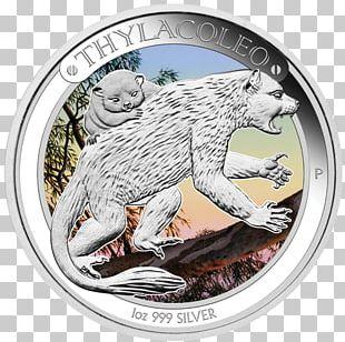 Perth Mint Bullion Coin Silver Koala PNG
