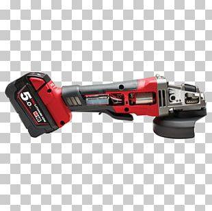 Angle Grinder Grinding Machine Milwaukee Electric Tool Corporation Cordless PNG