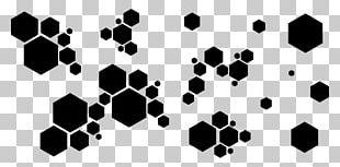 Hexagon Geometry Pattern PNG