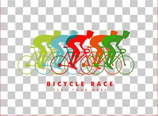 Bicycle Cycling Banner Racing PNG