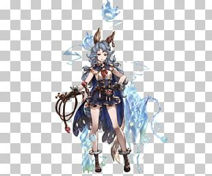 Granblue Fantasy Ferry Concept Art Character PNG